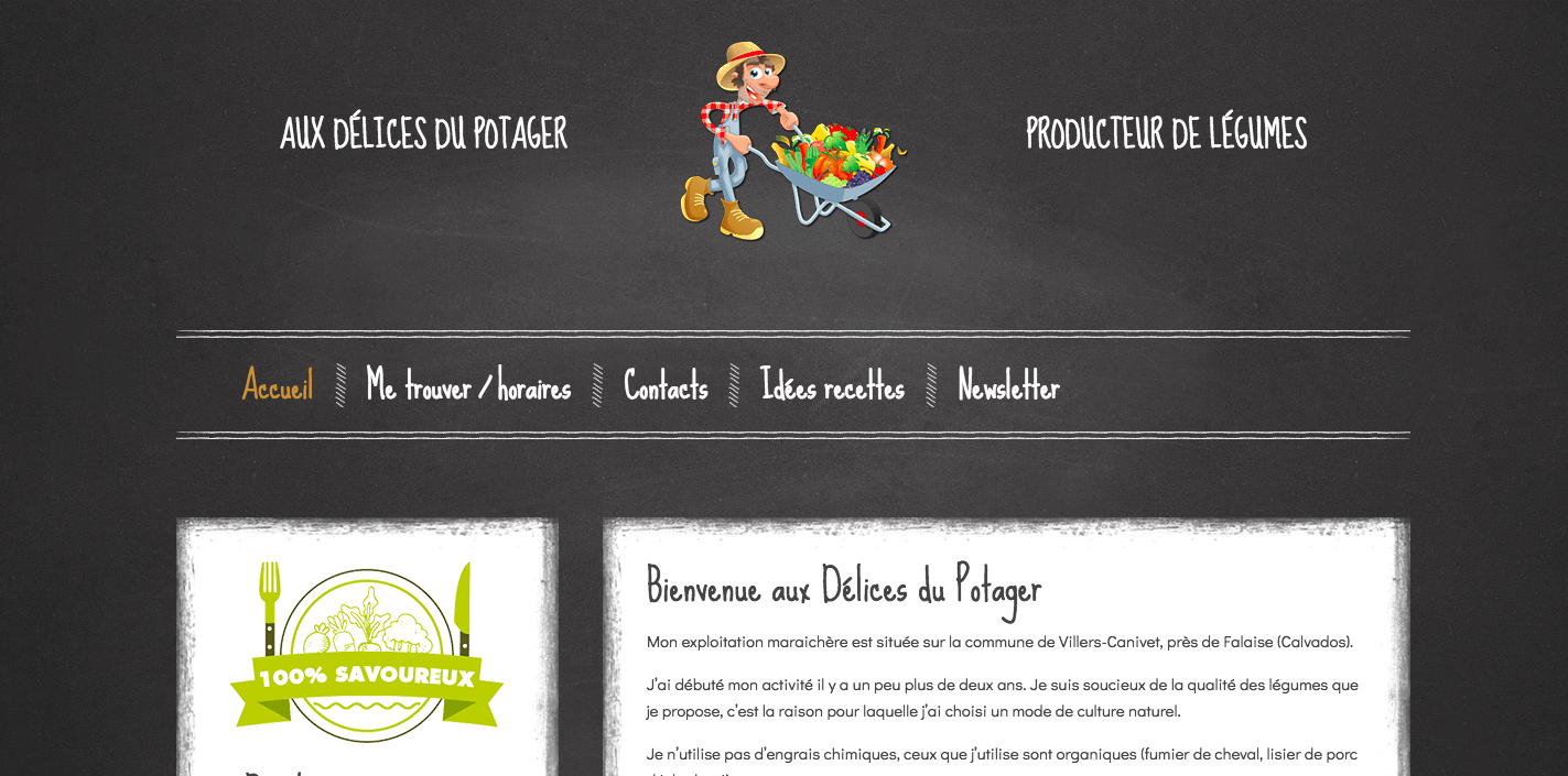 www.auxdelicesdupotager.fr